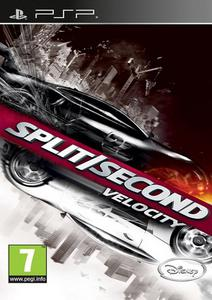 Split/Second: Velocity (ISO) PSP