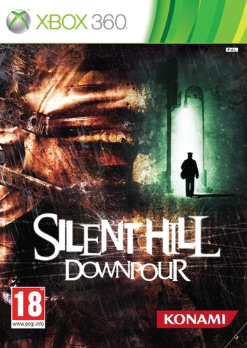 Silent Hill 8: Downpour XBOX 360