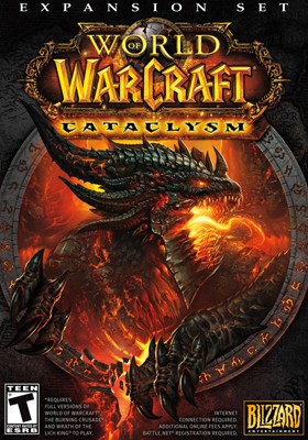 World of warcraft: cataclysm v. 4. 3. 4. 15595 (2012) pc rus скачать.